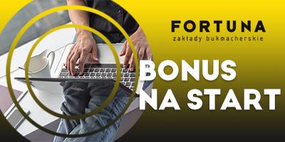 fortuna bonus na start