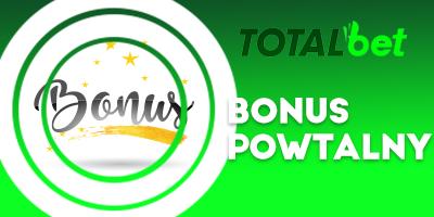 bonus powitalny totalbet